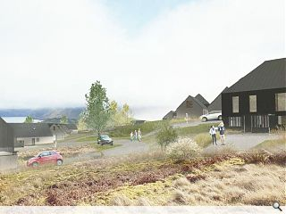 Skye 'clachan' to address a shortage of family homes