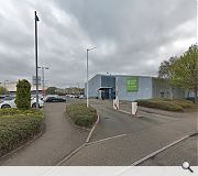 The plans spell the end for this health club and its sprawling car park