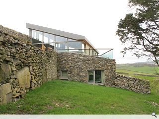 Self-sufficient Dumfries & Galloway farmhouse unwrapped