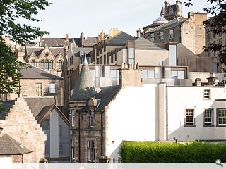 Approval won for conversion of Edinburgh's India Buildings