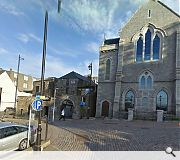 A series small scale granite buildings close to the Aberdeen Douglas will be demolished