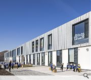 Kier Construction and Holmes Miller collaborated on delivery of the new school