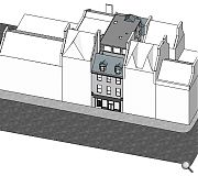 A fourth-floor rooftop extension will be added