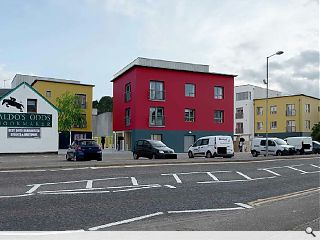 New homes to bring colour to Dingwall