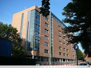 Partick student housing nears completion