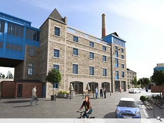 B-listed Edinburgh brewery marketed as a mixed-use opportunity