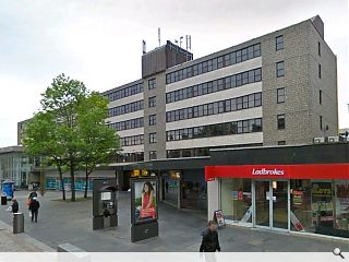 Paisley office block set for student transformation