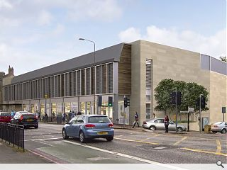 Corstorphine retail development moves ahead
