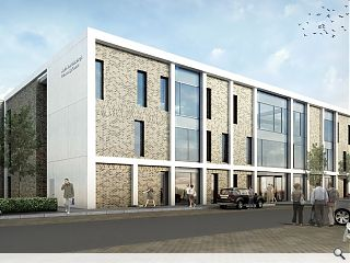 £12m health centre to anchor Muirhouse regeneration