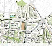 The masterplan has been spurred by completion of The Clyde Gateway (formerly the East End Regeneration Route)