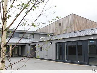 Robertson completes construction on West Linton primary