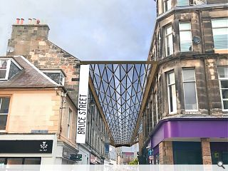 Dunfermline pedestrianisation project shortlisted in future towns comp