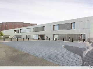 National Theatre of Scotland to build £6m Speirs Locks HQ