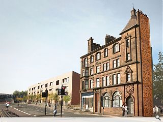Gorbals tenement survivor to be brought back to life