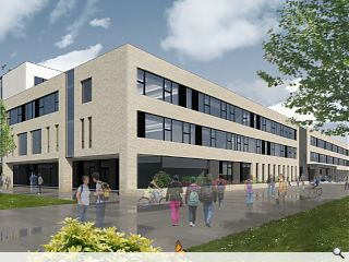 £34m Inverness Royal Academy set for July start