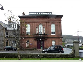 ARPL secure Kirkudbright Art Gallery commission