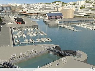 Dundee marina plan brings total waterfront investment tally to £600m