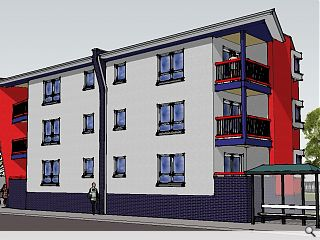 'Art Deco style' Dundee flats secure approval