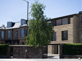Richard Murphy Architects helm bespoke Prestonfield home