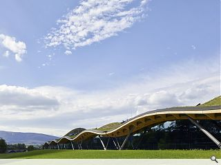Macallan uncork £140m Rogers designed temple to whisky
