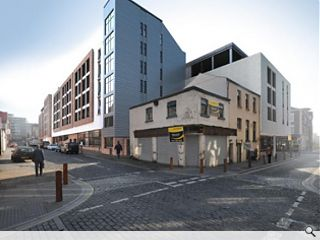 Snow Architects win Liverpool hotel approval