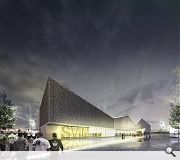 Keppie prepared the plans in collaboration with a local architect and consultants
