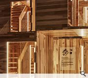 Sustainable timber has been sourced from rapidly expanding forests in the eastern US