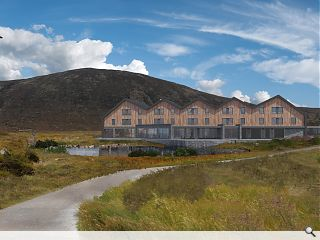 Kings House hotel overhaul wins Highland seal of approval