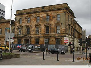 Demolitions extended at Glasgow's Custom House