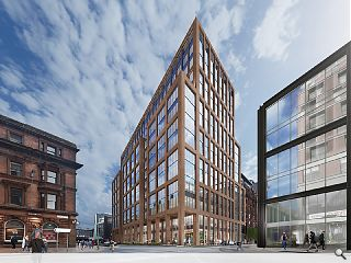Planners give the nod to £140m Argyle Street office block