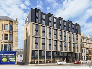 Failed New Town office block to be repurposed as a hotel