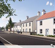 Homes will be built on the site of Longniddry Farm