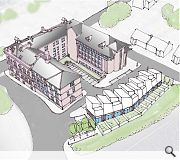 A contract for detailed design development work at the former Municipal Buildings has been approved