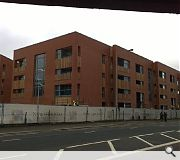 The New Gorbals scheme is centred on Cumberland Street