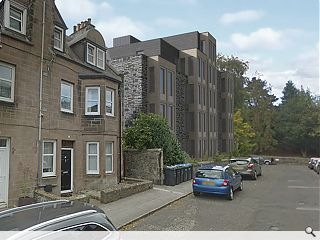 24 apartments proposed for lost Galashiels church
