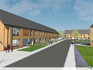 John Gilbert Architects launch Passivhaus-standard social housing template
