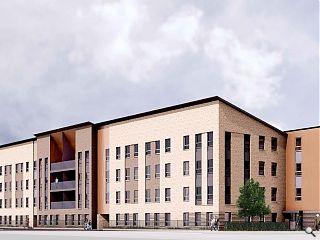 Wait is over for Govanhill bus depot as affordable housing springs into view
