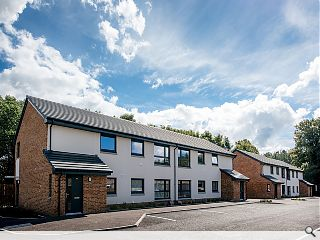 CCG delivers twin Perth social housing developments