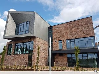 Cumbernauld campus set-piece hailed as a new era for the town