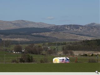 Off the wall murals spring up amidst countryside art push