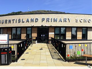 Burntisland and Redwell schools welcome first pupils