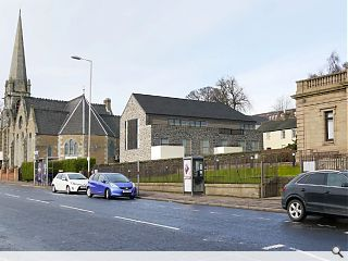 Arktx bring forward Broughty Ferry flats plan
