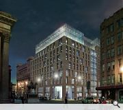 Holmes bank Queen St approval