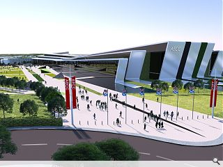 Indicative AECC design unveiled