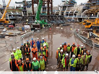 Lend Lease give sneak peek inside The Hydro