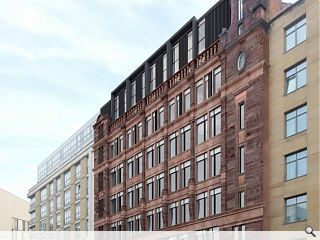 Former Strathclyde University offices to be turned into student accommodation