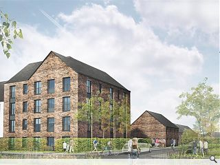 203 homes at former St Johnstone FC ground go ahead