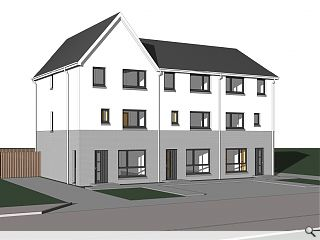 Tullis Russell masterplan moves ahead with 97 Glenrothes homes