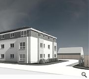 The timber frame homes will achieve a Bronze Plus Standard of energy efficiency
