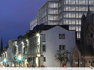 Aberdeen's Silver Fin to move on-site within weeks